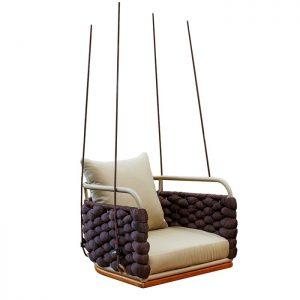 chaise napoles trico sintetico