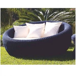 chaise em corda nautica para varanda gourmet e area externa