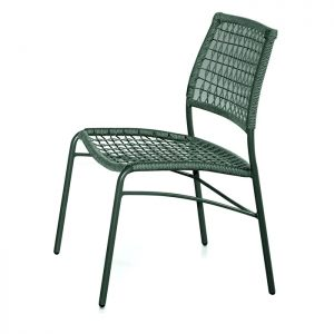 Cadeira corda nautica para Varanda Gourmet