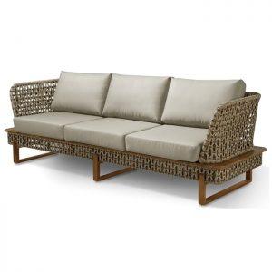 sofa belize para varanda gourmet