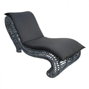 chaise corda nautica para area externa e varanda gourmet