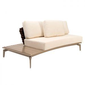 sofa manara em trico sintetico para varanda gourmet
