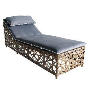 chaise long hungria em fibras naturais