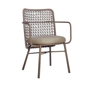 cadeira de corda nautica para varanda
